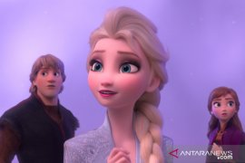 "Film ""Frozen 2"" lampaui 120 juta dolar AS di ""box office"""