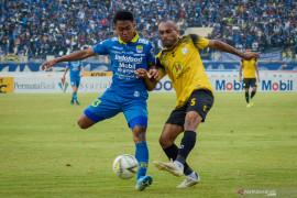 Liga 1: Persib vs Barito Putera berakhir tanpa gol