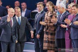 Presiden Putin perintahkan persiapan usulan amendemen konstitusi