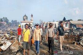 Kerugian kebakaran di Kotabaru diprediksi puluhan miliar rupiah