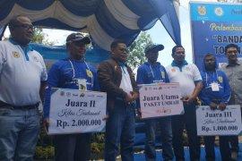 Pemancing Aceh Besar raih hadiah umrah Banda Aceh Fishing Tournament