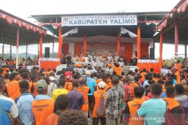 Pemkab Yalimo imbau 300 kepala kampung sukseskan Pilkada