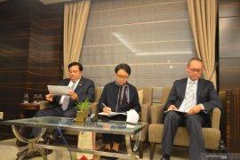 Perdagangan Indonesia dan Korea terus meningkat