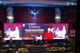 Megawati Soekarnoputri raih gelar tokoh penguatan MKG