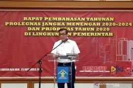 Menkumham  kecewa pengesahan RUU Prolegnas 2015-2019 rendah