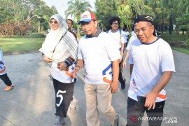 Institut Tazkia sukses gelar Fun Walk Ekonomi Syariah