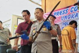 Polisi amankan tiga pelaku curas di Rancasari Bandung