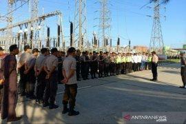 Polres Bangka terjunkan 80 personel polisi amankan kunjungan Jusuf Kalla