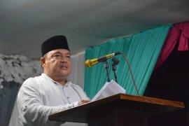 Bupati Langkat berangkatkan 30 warga Kuala umroh