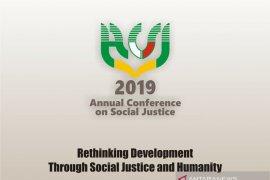 Konferensi tahunan keadilan sosial, Kota Kupang jadi tuan rumah