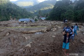 Solok Selatan perpanjang masa tanggap darurat banjir bandang