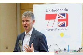 Menristek dan Dubes Inggris bahas kerja sama riset