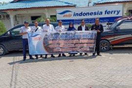 ASDP Batulicin salurkan bantuan kepada korban kebakaran di Pulau Sebuku
