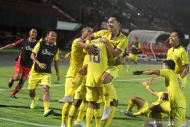 Usai kalahkan Persita Tangerang 3-2, Persik Kediri juara Liga 2