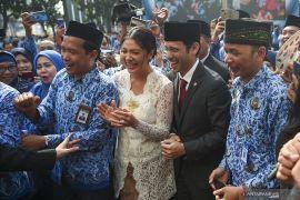 Bupati Kapuas Hulu minta guru jaga marwah profesi mulia