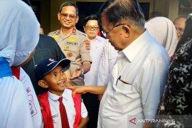 Jusuf Kalla puji jumlah pendonor darah di PMI Kota Pangkalpinang