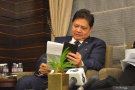 Airlangga: Korean Exim akan selesaikan pendanaan PLTU Suralaya