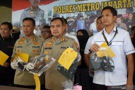 Gawat, Polisi temukan fenomena tawuran pelajar jadi hiburan