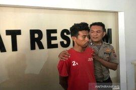 Polisi tangkap begal tusuk leher korban