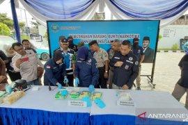 Tren kasus narkoba diungkap BNNP Jatim meningkat