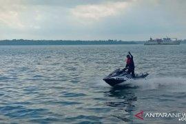Kapolda Maluku dari Banda ke Tual naik jetski