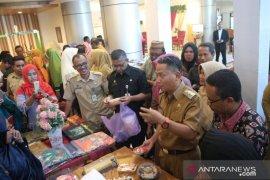 Bappeda Gorontalo Utara gelar pameran mini UMKM