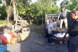 Polisi: Minyak Mentah Curian Pertamina di Aceh Dijual ke Tanjung Pura