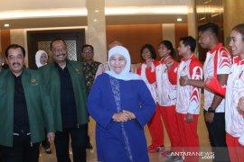 Gubernur Khofifah beri suntikan motivasi atlet SEA Games asal Jatim