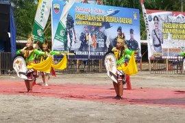 Tari Jaran Gedruk warnai penampilan etnis Jawa di PSBD
