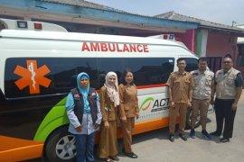 ACT berikan pelayanan kesehatan untuk warga
