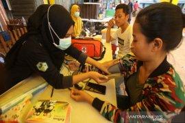 Dinkes berikan pengobatan gratis para korban kebakaran di Sungai Bali