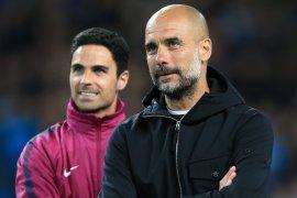 Guardiola bantah kabar asistennya tinggalkan City musim ini