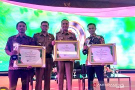 Dua desa di Rejang Lebong terima penghargaan Mendes PDTT
