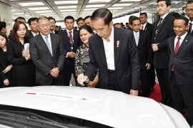 Hyundai mulai bangun pabrik 1,55 miliar dolar di Cikarang