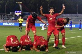SEA Games 2019 - Egy-Osvaldo Haay bawa Indonesia bekuk Thailand 2-0