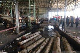 DPRD Jember inspeksi pabrik kayu diduga buang limbah ke sungai