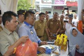 Pemerintah Aceh gelar pasar murah di 92 titik