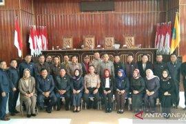 Polres Kotabaru silaturahmi ke DPRD
