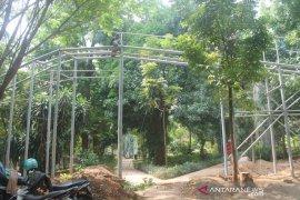 Dorong jadi taman aktif, flying track hutan kota Tangerang diperpanjang 50 meter
