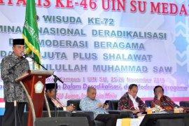 Gubernur Sumut: Untuk bangsa Indonesia, Pancasila sudah final