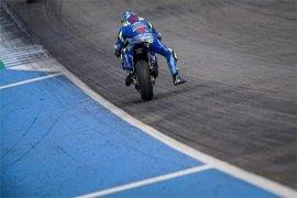 Suzuki raih hasil positif hari pertama tes di Jerez, persiapan  balapan MotoGP 2020