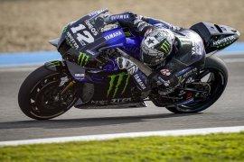 Vinales bawa Yamaha puncaki hari pertama tes pramusim  Jerez