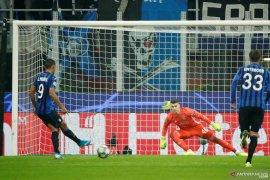 Liga Champions  - Atalanta raih kemenangan perdana setelah kalahkan Dinamo Zagreb