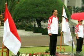 Terkait grasi mantan Gubernur Riau, Presiden Jokowi: Tidak semua grasi dikabulkan