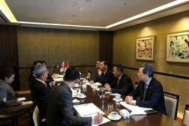 Luhut bahas potensi penerbangan langsung Indonesia-Busan