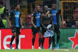 Real Madrid lolos ke fase gugur usai Brugge imbangi Galatasaray
