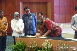PLN Babel dan Kanwil BPN tandatangani perjanjian kerjasama