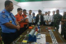 Angkasa Pura II gelar latihan penanggulangan keadaan darurat di Bandara Jambi