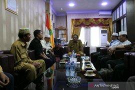 Wali Kota Padangsidimpuan titip kerukunan umat kepada FKUB
