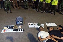 Kodim dan Polres gerebek pengguna narkoba di rumdin TNI